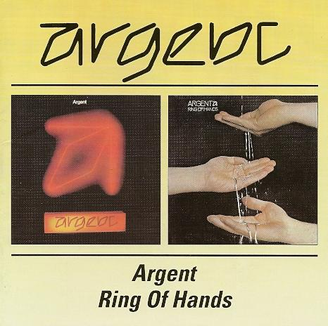 Argent Argent/ Ring Of Hands album cover