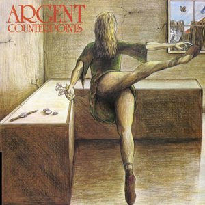 Argent - Counterpoints CD (album) cover