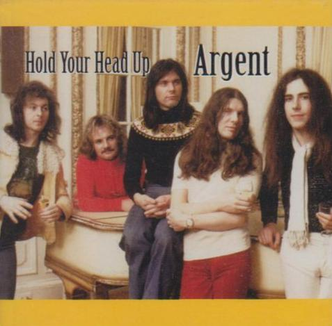 Argent Hold Your Head Up  album cover