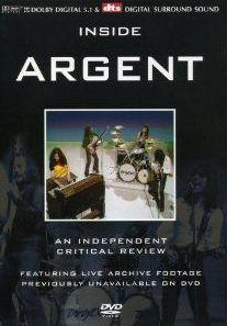 Argent - Inside Argent CD (album) cover