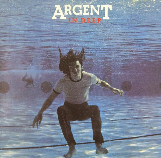 Argent - In Deep CD (album) cover