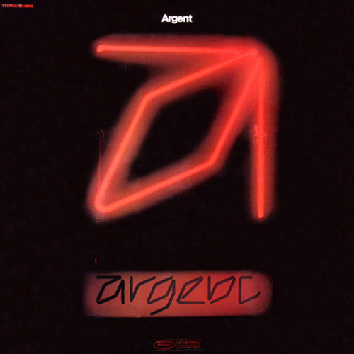 Argent - Argent  CD (album) cover