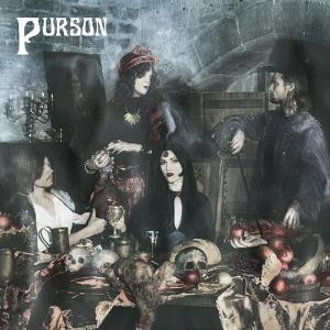 The Circle & the Blue Door by PURSON album cover
