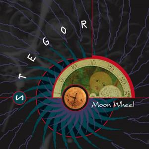 Stegor Moon Wheel album cover
