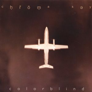 Chroma Key Colorblind album cover
