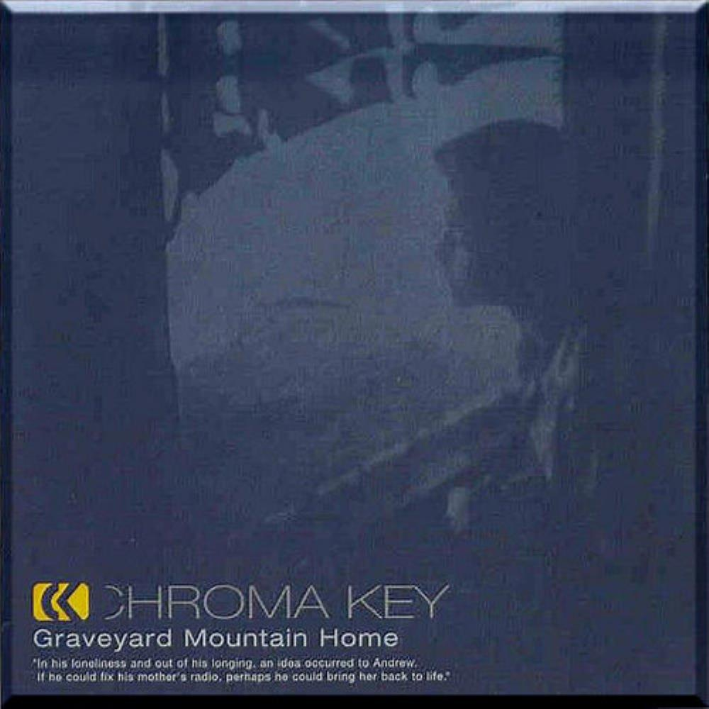 Graveyard Mountain Home by CHROMA KEY album cover