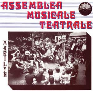 Marilyn by ASSEMBLEA MUSICALE TEATRALE album cover