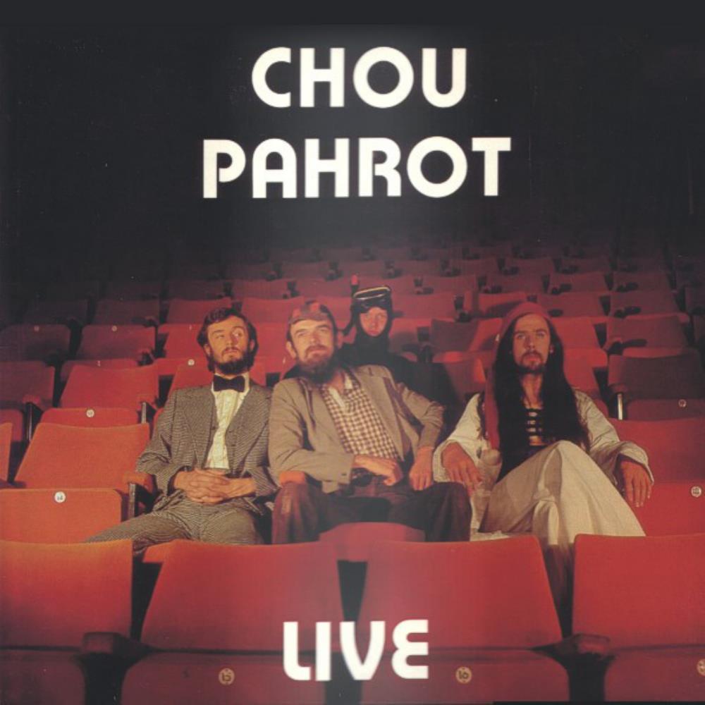 Live by CHOU PAHROT album cover