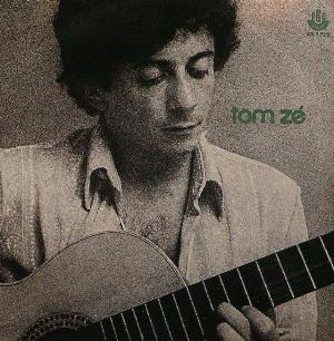 Tom Zé - Tom Ze' CD (album) cover
