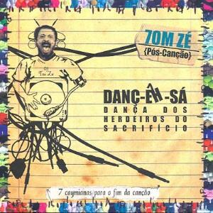 Tom Zé Danç-Êh-Sá album cover