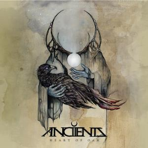Heart Of Oak by ANCIIENTS album cover