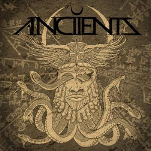 Snakebeard by ANCIIENTS album cover