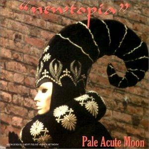 Newtopia by PALE ACUTE MOON album cover