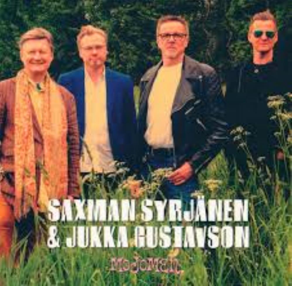 Mojomen (Saxman Syrjänen & Jukka Gustavson) by GUSTAVSON, JUKKA album cover