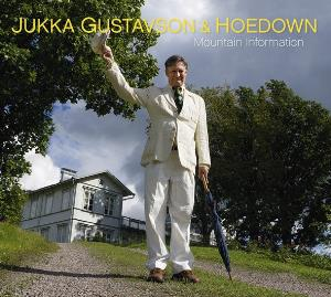 Mountain Information (Jukka Gustavson & Hoedown) by GUSTAVSON, JUKKA album cover