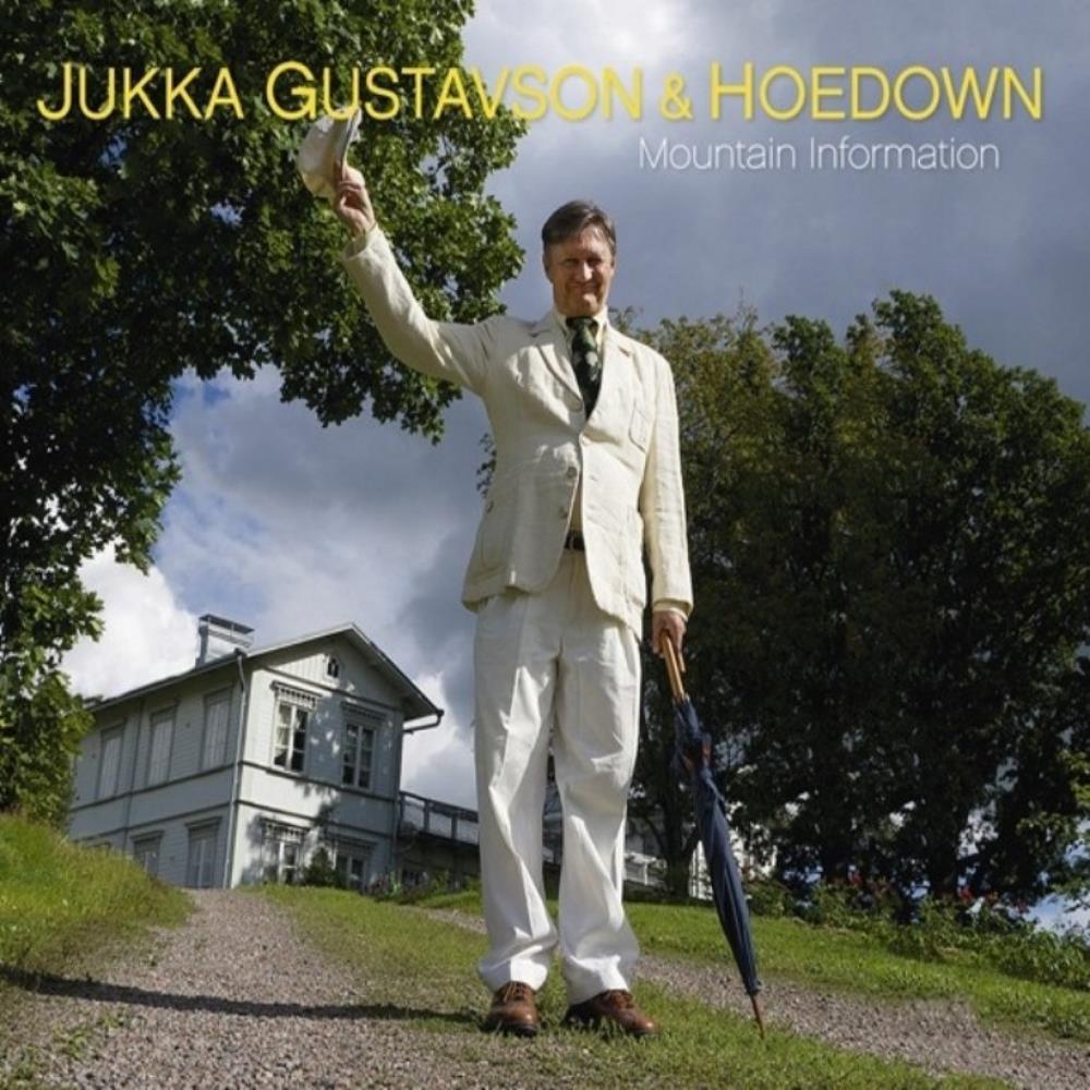 Jukka Gustavson & Hoedown: Mountain Information by GUSTAVSON, JUKKA album cover