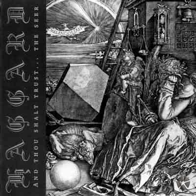 Haggard - And Thou Shalt Trust.....the Seer CD (album) cover