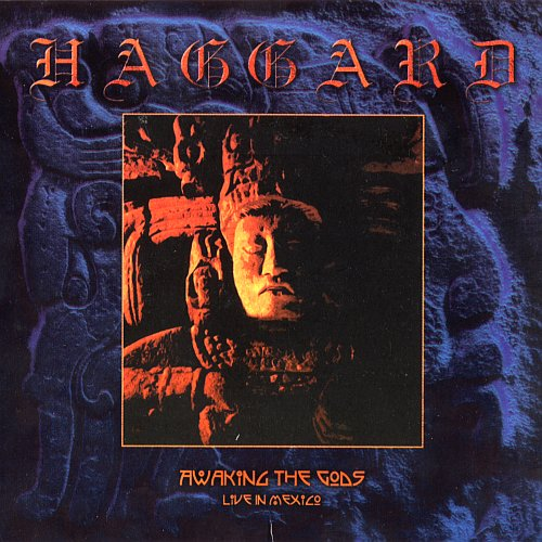 Haggard Haggard - Awaking The Gods: Live In Mexico  album cover