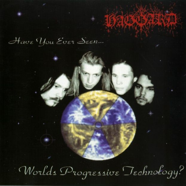 Progressive by HAGGARD album cover