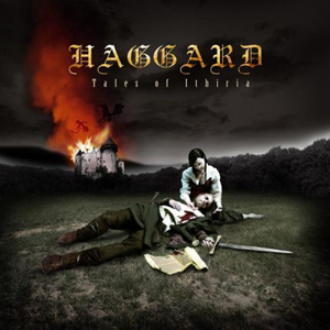 HaggardTales Of Ithiria album cover