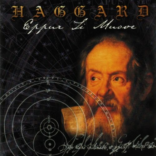 Eppur Si Muove by HAGGARD album cover