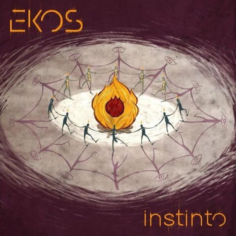 Instinto by EKOS album cover