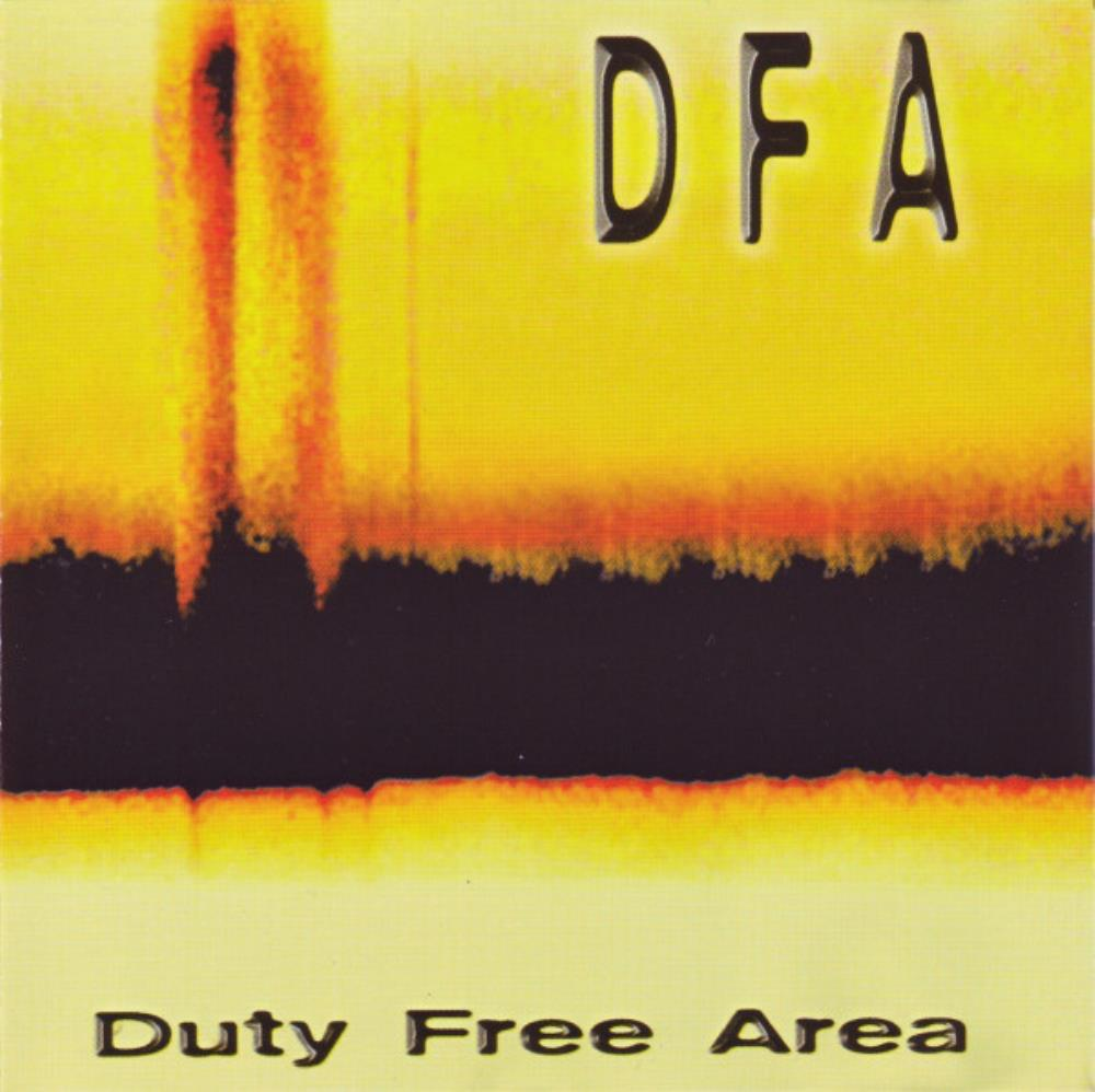 Duty Free Area by D.F.A. album cover