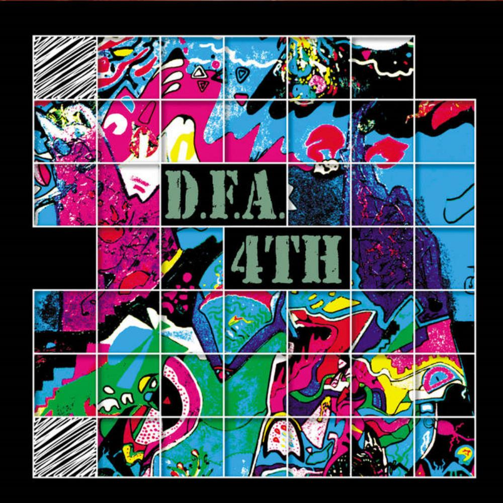 D.F.A. - 4th CD (album) cover