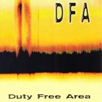 D.F.A. - Duty Free Area CD (album) cover