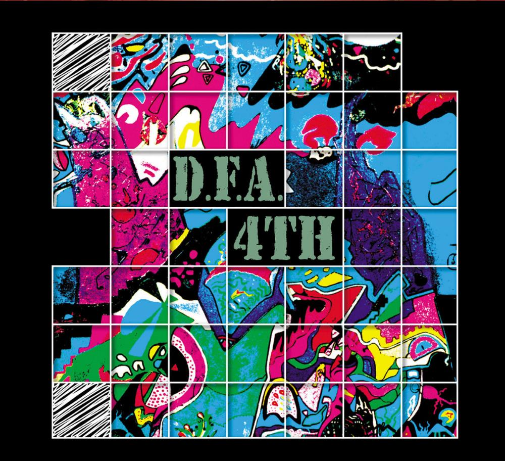 4th by D.F.A. album cover
