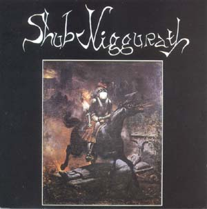 Les Morts Vont Vite by SHUB-NIGGURATH album cover