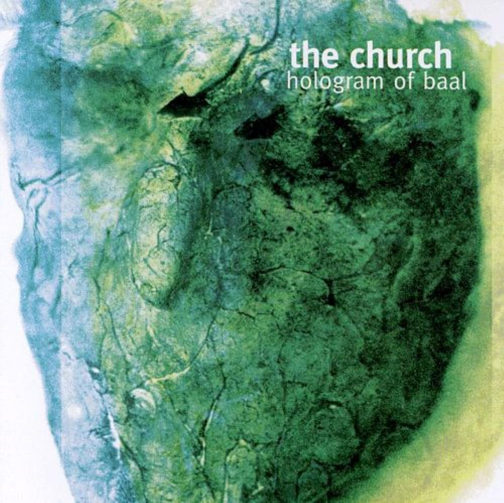 The Church - Hologram Of Baal CD (album) cover