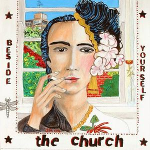 The Church Beside Yourself album cover