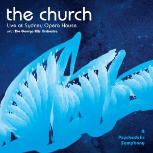 The Church A Psychedelic Symphony album cover