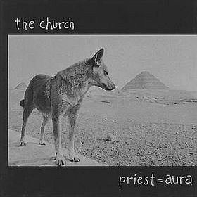 The Church - Priest = Aura  CD (album) cover