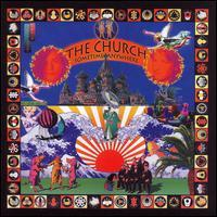 The Church - Sometime Anywhere  CD (album) cover