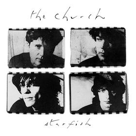 The Church - Starfish CD (album) cover