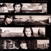 The Church - Gold Afternoon Fix  CD (album) cover