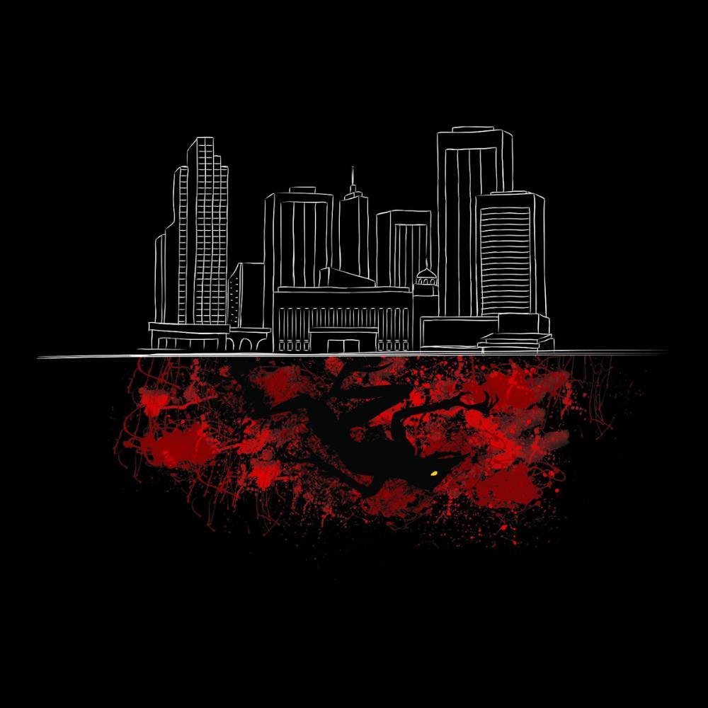 Frammenti Notturni by UNREAL CITY album cover