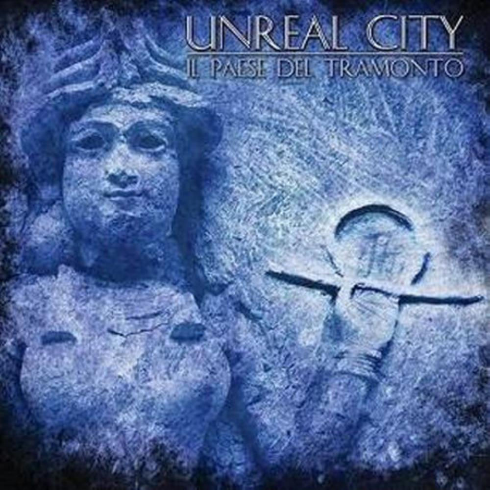Unreal City - Il Paese Del Tramonto CD (album) cover