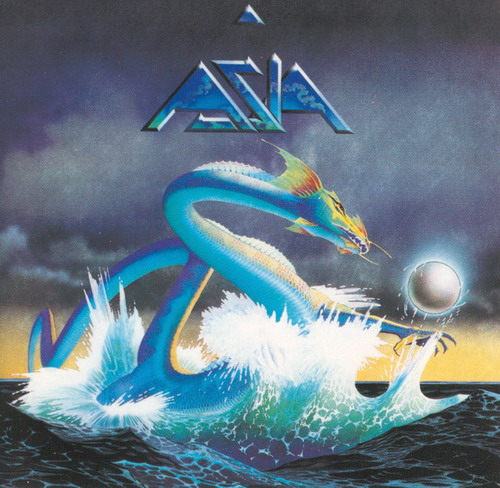 Asia - Asia CD (album) cover