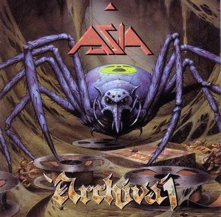 Asia Archiva 1 album cover