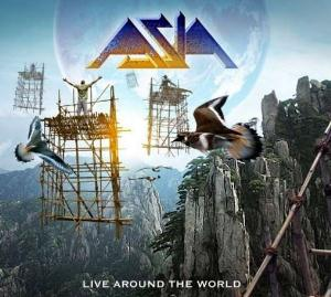 Asia Live Around the World album cover