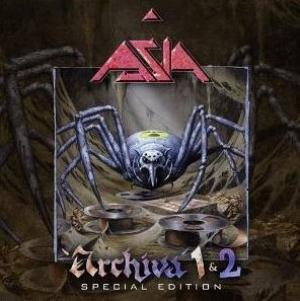 Asia Archiva 1 & 2 album cover