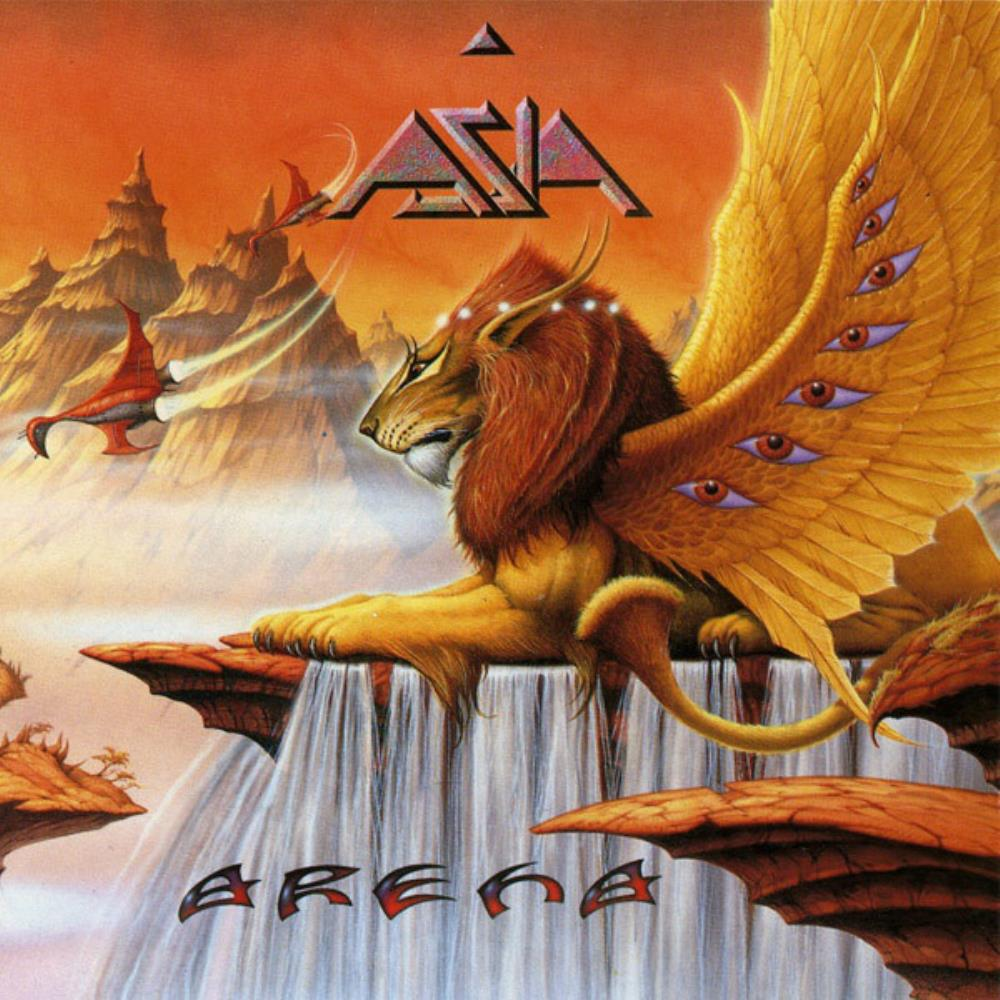 Arena by ASIA album cover