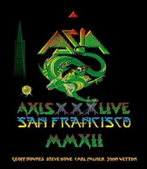 Asia Axis XXX Live in San Francisco album cover
