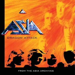 Asia Dragon Attack album cover