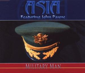 Asia Asia featuring John Payne - Military Man (EP) album cover