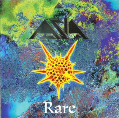 Asia - Rare CD (album) cover