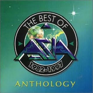 Asia Anthology: The Best Of Asia  album cover